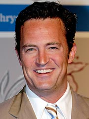 Matthew Perry Makes a TV Comeback