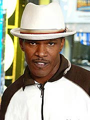 Going to Bed with Jamie Foxx