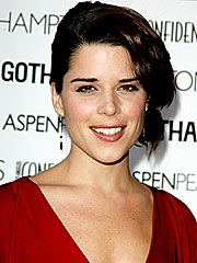 In the Shower with Neve Campbell