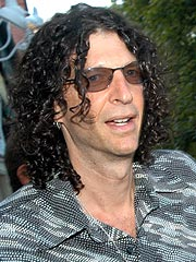 Howard Stern Suspended