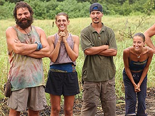 Cleaning Up After Survivor: All-Stars