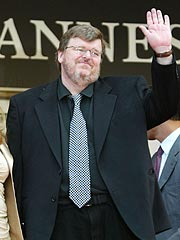 Cannes Honors Michael Moore&#39;s Fahrenheit