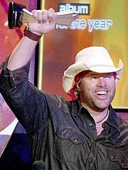 Toby Keith Dominates Country Music Awards