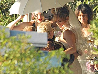 Jennifer Lopez Weds Marc Anthony