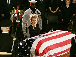 Washington Pays Last Respects to Reagan