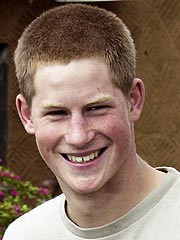 Prince Harry Pays Secret Visit to Africa