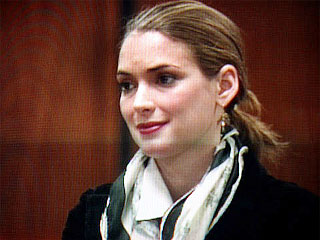 Judge Reduces Winona Ryder's Conviction