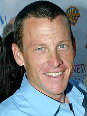 Lance Armstrong Hosts Texas Backyard Bash