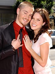 Sophia Bush engaged