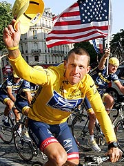 Armstrong Wins 6th Straight &#39;Tour de Lance&#39;