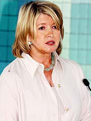 Martha Stewart Losing Weight in Prison