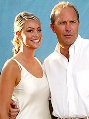 It's Another Boy for Kevin Costner!