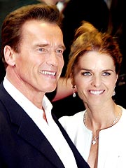 Arnold, Maria Still 'Hot for Each Other'
