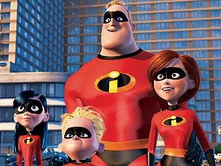 Incredibles Puts Jude's Alfie to Shame
