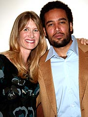 Actress Laura Dern Marries Ben Harper