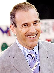 Matt Lauer Has Accident with a Deer