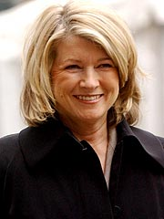 Martha Stewart Hired for Apprentice