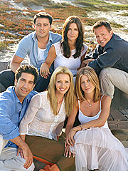 TV Roundup: Friends IsOverrated?