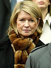 WEEK AHEAD: Jail Time for Martha Stewart?