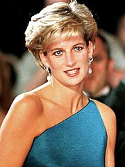 Royals, Spencers Unite for Diana Tribute