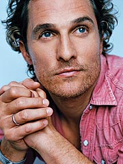 Matthew McConaughey: The Sexiest Man Alive