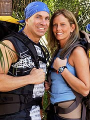 The Amazing Race's Ray and Deana
