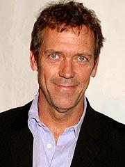 House's Hugh Laurie