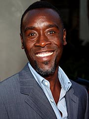 Don Cheadle Inspired by African Trip