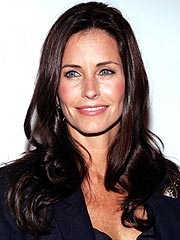 Courteney Cox: 'I'm in Therapy'