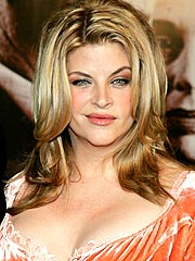 Kirstie Alley New Jenny Craig Spokeswoman