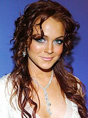Lindsay Lohan Sued over Auto Accident
