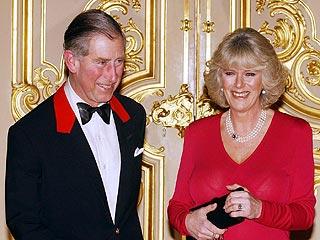 Prince Charles, Camilla Go Public