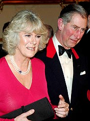 Prince Charles and Camilla Get Royal Snub