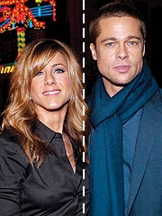 Brad, Jen Navigate Oscar Scene Separately