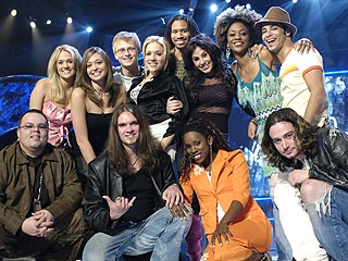 American Idol Narrows Field to Final 12