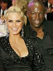 Heidi Klum: Seal and I Have Not Married