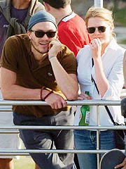 Heath Ledger, Michelle Williams: Baby Due