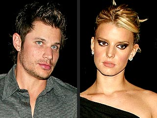 Nick Lachey, Jessica Simpson Split