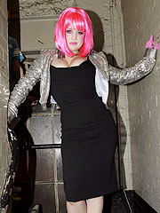 Trimmer Kelly Osbourne Cleans Up Her Act