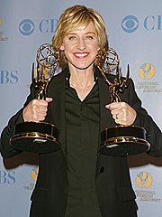 Ellen DeGeneres to Host This Year's Emmys