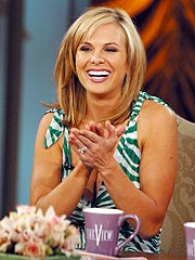 Elisabeth Hasselbeck's Face Defaced at The View?