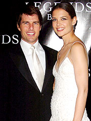 Tom Cruise Goes Wild Over Katie Holmes