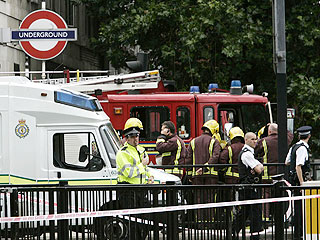 Fifth London Bombing Suspect Possible