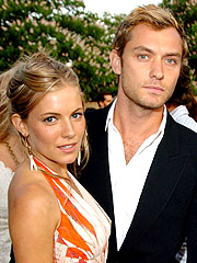 Jude Law Denies Rekindling Romance with Sienna Miller
