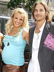 Britney Welcomes Home Sean Preston