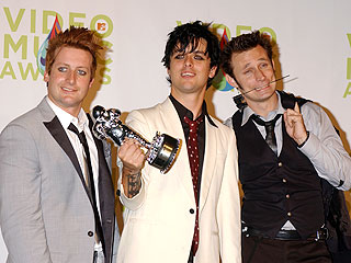 Green Day Rules MTV Awards