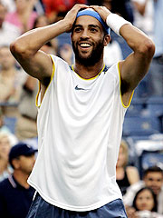 James Blake: U.S. Open's Cinderella Man