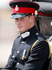 Prince Harry to Enter War Zone Training