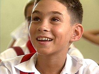 Former Cuban Castaway Elian: Castro's Pal