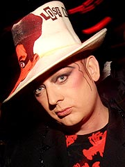 Boy George's Lawyer: Drugs Aren't His
